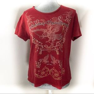 Harley Davidson women's XL t-shirt